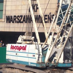 Construction of the Second Underground Line in Warsaw – (Poland)